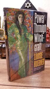 Rare 1969 - POWER THROUGH WITCHCRAFT - Louise Huebner - Occult Sex Magic Ritual