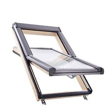 Roto Designo Dachdecker Favorit Dachfenster aus Holz mit Eindeckrahmen