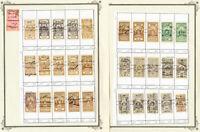 Portugal Stamps 60x Revenue 1800's-1900's Clean & Rare