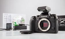 Fujifilm X-T1 Gehäuse ca. 10.000 Auslösungen schwarz SHP 66675
