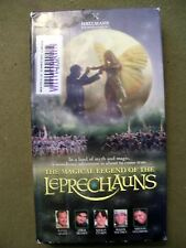 Hallmark presents The Magical Legend Of The Leprechauns (2000 VHS) FREE SHIPPING