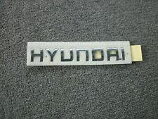 2007-2010 HYUNDAI ELANTRA 863212H000 NAMEPLATE NEW FACTORY ORIGINAL GENUINE