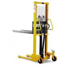 Standard Manual Hydraulic Stacker SFH-1016 1T 1600mm Lift