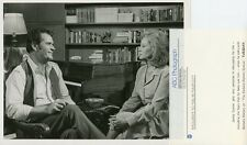 JAMES GARNER BARBARA WALTERS CHAT THE BARBARA WALTERS SPECIAL 1980 ABC TV PHOTO