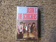 "JASON & THE SCORCHERS ""LOST & FOUND"" 1985 STILL SEALED/BRAND NEW OOP CASSETTE!"