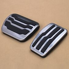 Brake Gas Non-Slip Pedal For Ford F-150 2009-2014 Pads Overlay Accessories Kits