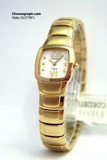 Seiko suj778p1 vivace chapado en oro reloj mujer mejorofertarelojes