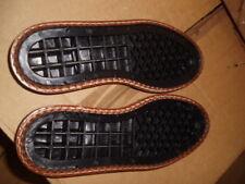 10 Paar Sohlen, Schuhsohlen, Außensohlen, Gummi in Gr. 35, Sonderposten, Konkurs