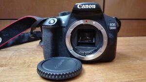 Canon Eos 1300d DSRL - Nera 18 Mpx