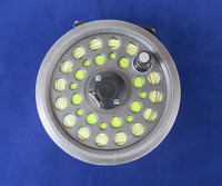 Sage Model 108M Salmon Trout Fly Fishing Reel. With Line