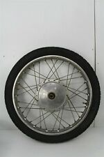 1973 Honda CB175 Front Wheel Rim Tire