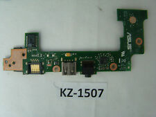 Asus Eee PC MSQ-X101HNE785H USB Board Sound Lan Circuit Board #KZ-1507