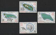 Kiribati 1983 Islands 3rd series MNH set S.G. 215-218