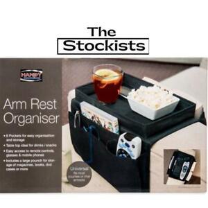 Arm Rest Organiser -Handy