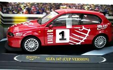 """Ricko Alfa 147 """"CUP VERSION """" 1:18"""