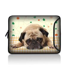 """Cute Pug Sleeve Bag Pouch Case For 7.9"""" iPad Mini 2 3 4 /Tablet / Kindle Ereader"""