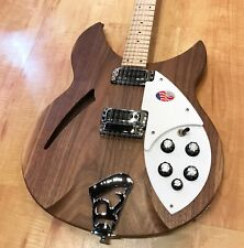 Rickenbacker 330/12W 12-String Electric Guitar Walnut