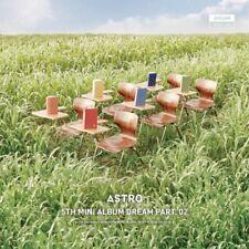 ASTRO Dream Part.02 BARAM Wind ver. 5th Mini CD + PHOTOCARD + 2 POSTER IN TUBE
