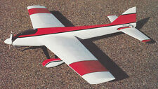 Osprey Two Aerobatic Sport/Pattern Plane Plans, Templates and Instructions 59ws