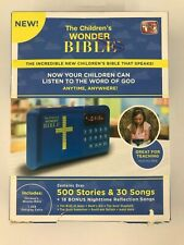 The Children's Wonder Bible Audio Player w/out Charging Cable
