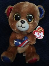 "Stars Cracker Barrel Exclusive Beanie Boo 6"" Mint Condition"