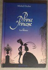 Prince et Princesse ou Les Baisers ocelot