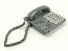 Cisco SPA514G Telephone IP Single Line Business Phone w/ Handset & Cord *REFURB*