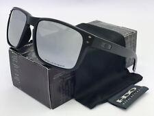 Polarized-HolbrookA⁸Oakley⁸Sunglasses!Matte Black/Grey Iridium