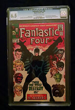 1966 Marvel Fantastic Four #46  CGC 6.5 Off White To White Pages