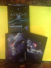 Avatar (Blu-ray Disc, 2010, 3-Disc Set, Extended Collectors Edition)Authentic US