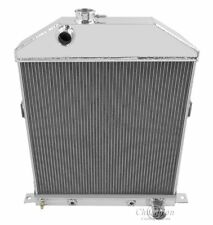 42-48 Ford/Mercury Coupe Chevy Config Aluminum 3 Row Core KR Champion Radiator