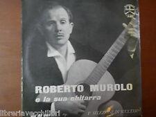 Vecchio disco in vinile 33 giri LP ROBERTO MUROLO E LA SUA CHITARRA 1 selezione