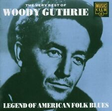 The Very Best Of Woody Guthrie (CD 1992) *NEW* 21 TRAX!! FREE!! UK 24-HR POST!!