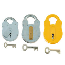 Fire Brigade Padlocks - FB FB11 FB14 Padlocks and Keys