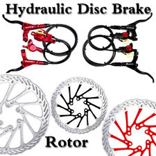 Bicycle MTB HB875 Hydraulic Disc Brake Road Bike Levers Front Rear Set&Rotor