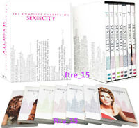 Sex and the City Complete Series Collection Seasons 1-6 DVD Box Set Gift USA New