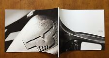 2012 Chevrolet Corvette catalog sales brochure