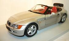 UT Models 20407 BMW Z3 Roadster w./Luggage Rack silver  NEU&OVP  1/18