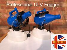 ULV Cold Fogger Fogging Machine 4.5L 1200W Disinfection Control Sprayer UK