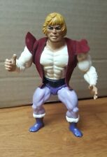 Vintage 1984 Masters of the Universe MOTU Prince Adam Action Figure with Vest