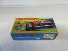 Matchbox Superfast 19 Road Dragster