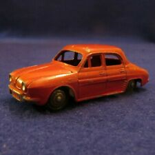 Dinky Toys no. 24E  Renault Dauphine Red Made in France - SEE PICS