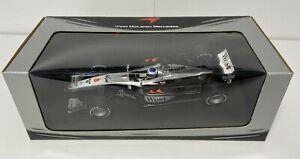 RARE! 1:18 Minichamps West McLaren Mercedes MP4-16 Mika Häkkinen