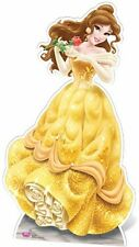 BELLE DISNEY PRINCESS LIFESIZE CARDBOARD CUTOUT STANDEE