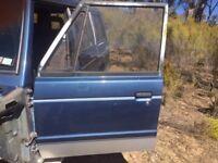 1990 Mitsubishi Pajero 4WD Left Front Door
