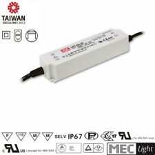 Transformador LED - Fuente alimentación 12v / DC / 60w / 5a MEANWELL ""