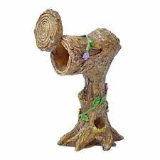 Fairy Tree Stump Mailbox, Fairy Mail, Fairy Mail box, Fairy Garden Accessory