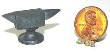Dollhouse Miniature Anvil Metal Garage Tool Island Crafts Minis 1:12