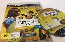 Singstar Chart Hits PS3 Playstation 3