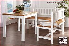Sitzbänke & Hocker im Shabby-Stil aus Massivholz